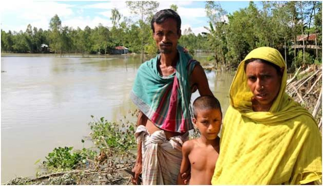 Climate migration: Natural disasters forced over 18 million people out of their homes in 135 countries just last year