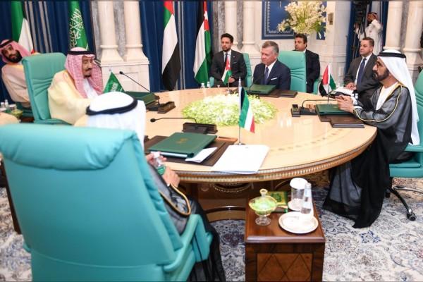 UAE, Saudi Arabia and Kuwait to provide US$2.5 billion economic aid package to Jordan