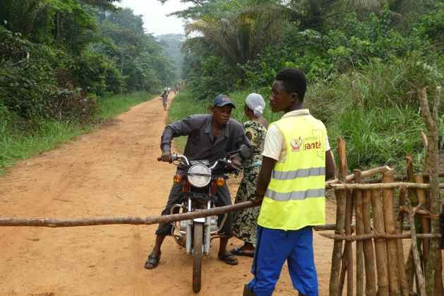 Stopping Ebola in its Tracks with Point of Entry Screening