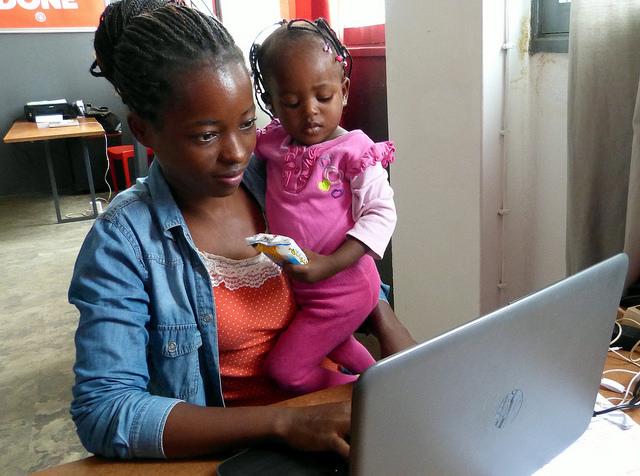 'Women Not Speaking at the Same Table as Men' Means a Widening Digital Gender Gap in Africa