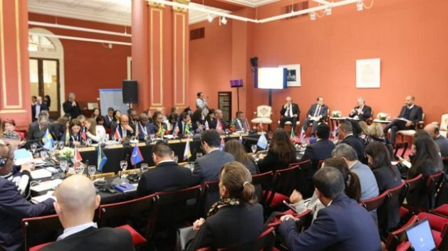 Deliberations in Buenos Aires among environment ministers from 33 Latin American and Caribbean countries, who hammered out the regional position for the United Nations Environment Assembly to be held in March in Nairobi. Credit: United Nations Environment Programme