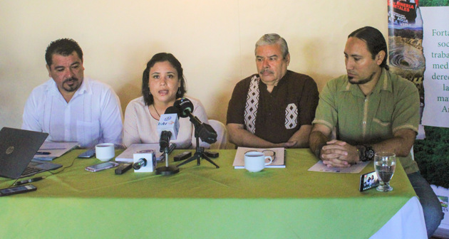 Environmental organisations from Central America presented in San Salvador the study
