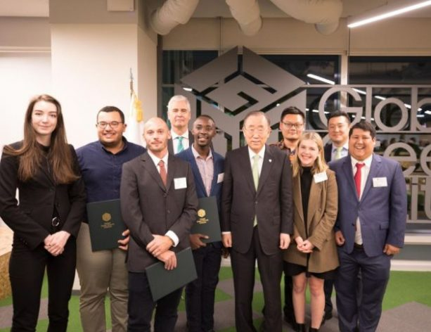 15 shortlisted participants of the Greenpreneurs 2019 program to take part in a 12-week global competition