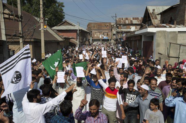 Kashmir: How Modi's Aggressive 'Hindutva' Project has