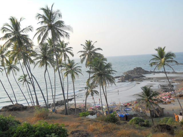 Goa may be one of the smallest states in India but it produces 7,300 tons of plastic waste annually. Credit: Stella Paul/IPS