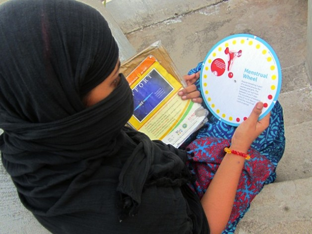 Targeting boys with menstrual health education will not only improve girls' school attendance but will help address menstrual-related myths and stigma.