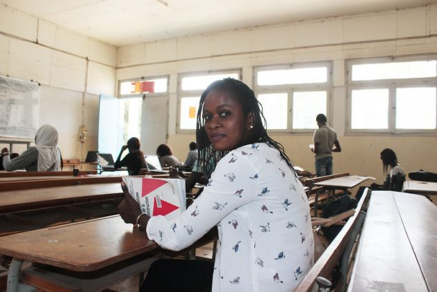 In Senegal, although gender parity has been achieved in favour of girls in primary education, the dropout rate at secondary school among female learners is high and few older girls remain at school and complete their education. Credit: Mikaila Issa/IPS