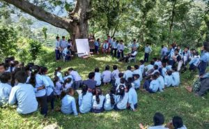 Digital Divide: With schools closed in Nepal now for four straight months, remote learning has also exposed the class divide in access to education.