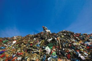 The COVID-19 crisis has unleashed a plastic pandemic, reversing the achievement of a decade of activism against single-use plastic worldwide, including Nepal. Credit: BIKRAM RAI