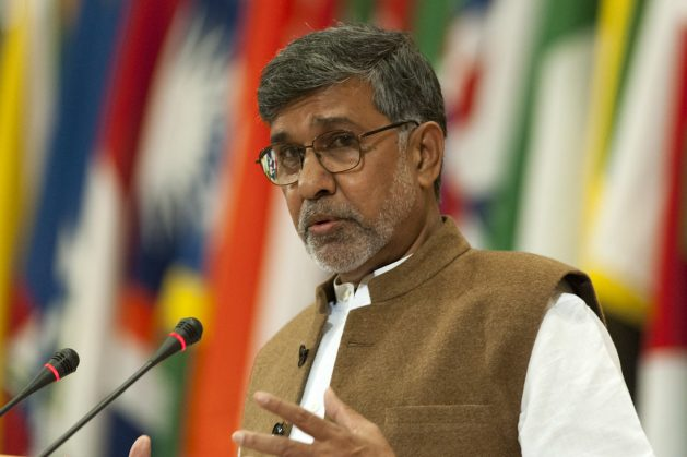 Kailash Satyarthi, founder of Laureates and Leaders for Children and 2014 Nobel Peace Laureate, says the COVID-19 pandemic has exposed and exacerbated the deep inequalities faced by the poorest families. Courtesy: Marcel Crozet / ILO