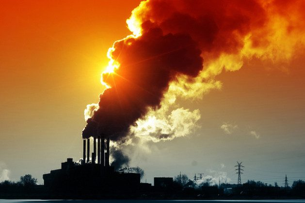 Across power, industry and transport, State-Owned Enterprises emit in the aggregate over 6.2 gigatons of carbon dioxide equivalent annually, which is more than any other country except China. Credit: Bigstock.