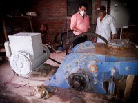Community Hydropower Dam Lights Up Salvadoran Villages