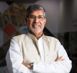 Nobel Laureate Kailash Satyarthi said that [...] <a class=