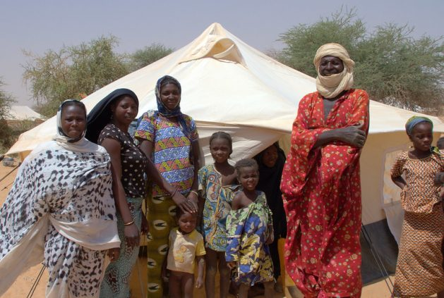The issue of women and peacekeeping has been especially crucial during the coronavirus pandemic and subsequent lockdown. But the COVID-19 pandemic has has had a great negative impact on women in Mali in their peace building efforts. Credit: William Lloyd-George/IPS