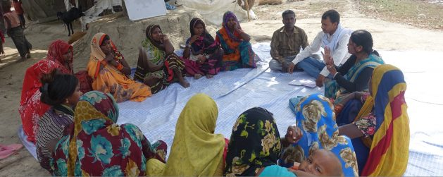 Entire communities are being gradually empowered to resist traffickers and are being taught the necessary legal knowledge to eradicate slave and bonded labour from their midsts in the near future. Credit: Rina Mukherji/IPS