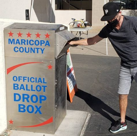 Most states permit bypassing the U.S. Postal Service by dropping mail-in ballots off at a drop box or a polling place, while only four states ban drop boxes. Many states also allow early voting in-person for days or weeks before the election as a way to forestall crowds on Election Day. In several other states, though, permitted voting methods are unclear or pending litigation.