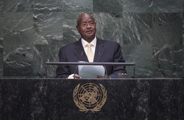 While the opposition leader Bobi Wine is under house arrest, analysts say Ugandan President Yoweri Museveni must make concessions to those who voted against him. Courtesy: UN Photo/Amanda Voisard