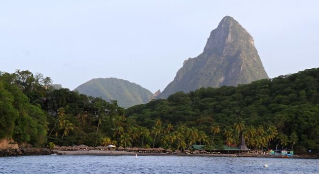 "As a small island developing state, Saint Lucia is disproportionately vulnerable to external economic shocks and extreme climate-related events that can instantly erase decades of its development gains. A new report by the United Nations Framework Convention on Climate Change (UNFCCC) states that many countries have strengthened their commitments to the Paris Agreement by ""reducing or limiting emissions by 2025 or 2030"", but called for amped-up mitigation pledges. Credit: Desmond Brown/IPS"