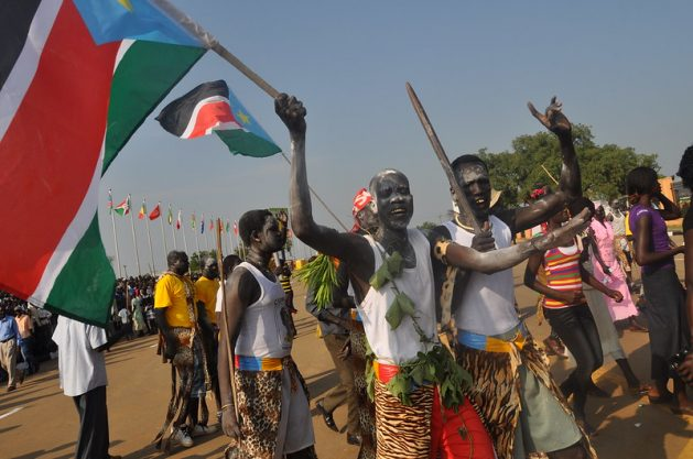 This year marks South Sudan's tenth independence anniversary (file photo). A new report by the International Crisis Group says that in order to ensure lasting peace the country needs wider power-sharing and decentralisation of government. Credit: Charlton Doki/IPS