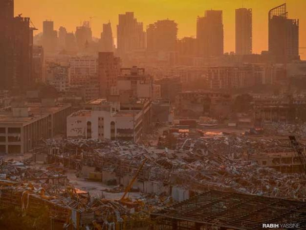The economic collapse, the COVID-19 pandemic and the devastating explosion in Beirut: for the past year Lebanon has seen challenges which have resulted in an utter state of hopelessness and rapid deterioration in mental health of many of its citizens