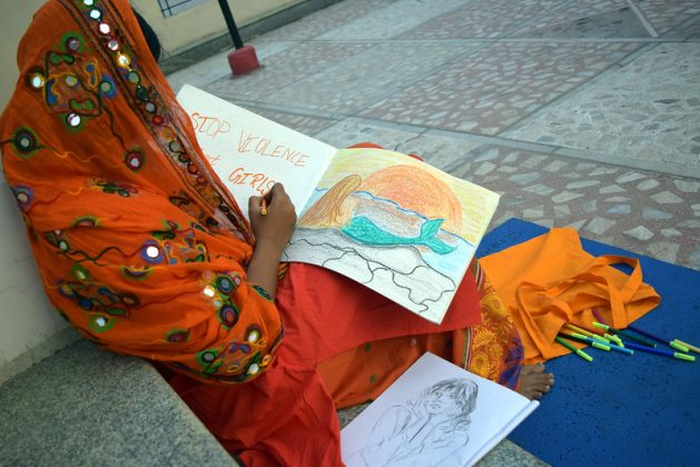 According to a new report, 'burdensome' evidence requirements in sexual violence cases are impeding access to justice for survivors across South Asia. Credit: Stella Paul/IPS