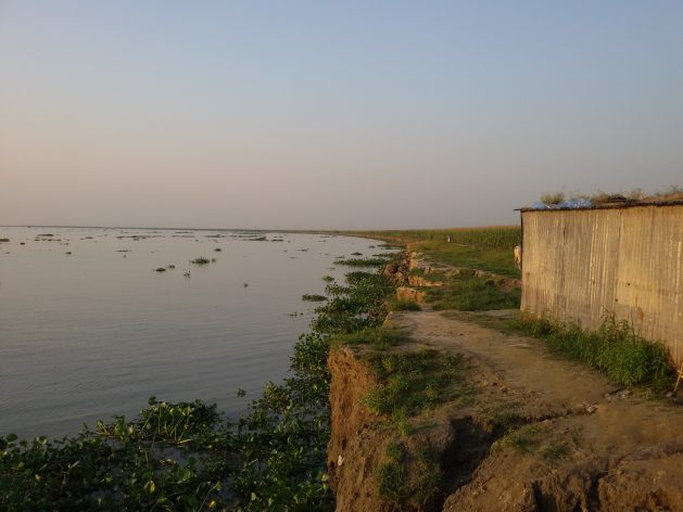 The Meghna River Basin is significant to both Bangladesh and India as it supports the livelihoods of almost 50 million people. Credit: Rafiqul Islam/IPS
