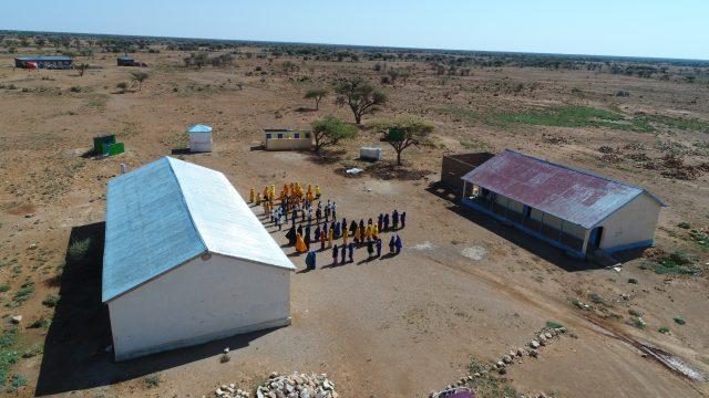 The Hani school in Sanaag region, Somalia. Credit: Save the Children