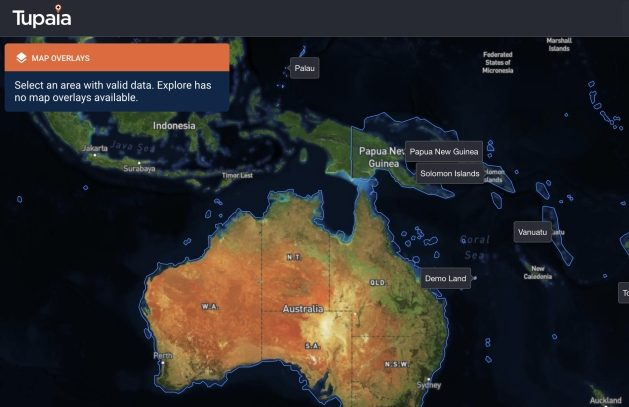 Do you know if midwife services are available at the Saupia Health Centre in Paunangisu, on the island of Efate in Vanuatu, in the Pacific Islands? I do, and I've never been within 1,000 kilometres of the facility — I found the information online within seconds thanks to a data platform called Tupaia