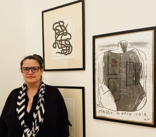 The exhibition Gran Salón México-Paris - Contemporary Mexican Illustration, taking place at the Mexican Cultural Institute in the French capital until Oct. 26, brings together some 40 illustrators, whose work includes painting, drawing, print-making, video and other genres.