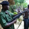 2004 photo of Ijaw militants in a Niger Delta village. Credit:  George Osodi/IRIN