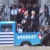 President José Mujica and Vice President Danilo Astori leaving the legislative palace. Credit: Julieta Sokolowicz/IPS