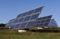 Photovoltaic power plant Credit: Imagebroker/Photo Stock