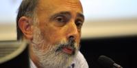 "Francisco Etxeberria: The case against Garzón is ""a setback"" in the freedoms won in Spain.  Credit: Íñigo Royo/IPS"