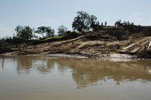 The Mamoré River. Credit: Franz R. Chávez/IPS