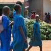 Rwandan schoolgirls. Credit:  Aimable Twahirwa/IPS
