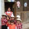 Indigenous children at a community-run school in Peru's jungle region. Credit: Milza Hinostroza/IPS