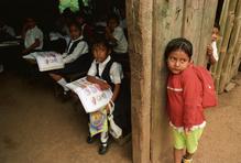 A rural school in Nicaragua. Credit: Oscar Navarrete /IPS