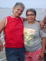 José Cláudio Ribeiro da Silva and Maria do Espírito Santo, murdered Tuesday May 24 in Pará.  Credit: CNS Bélem