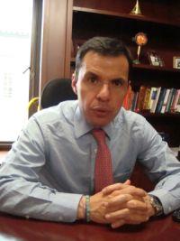 Liberal Party legislator Guillermo Rivera.  Credit: Helda Martínez/IPS