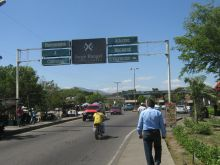 Simón Bolívar Bridge Credit: Humberto Márquez/IPS