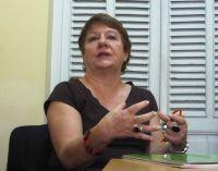 Susana Chiarotti, coordinator of CEVI Credit: Natalia Ruiz Díaz/IPS