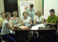 Meeting of Women Politicians for Democracy and Development Credit: Natalia Ruiz Díaz/IPS