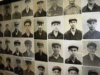 Former inmates of Tuol Sleng prison. Credit: Andre Nette/IPS