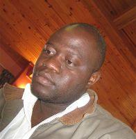 Journalist Stanley Kwenda fled Zimbabwe after receiving death threats allegedly from a senior policeman. Credit: Ephraim Nsingo/IPS