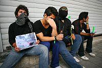 Baharestan Sq, Teheran, Jun. 24, 2009.  Credit: yish/flickr/creative commons