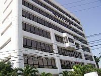 Téléco headquarters in Port-au-Prince. Credit: Wadner Pierre