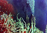 Hydrothermal vent Credit: NASA