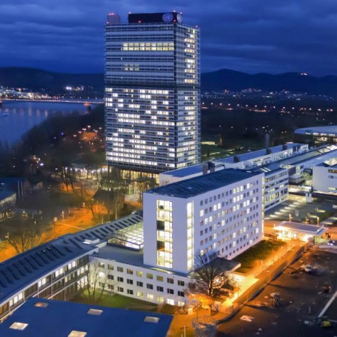UN Campus Bonn (© Michael Sondermann/Bundesstadt Bonn)
