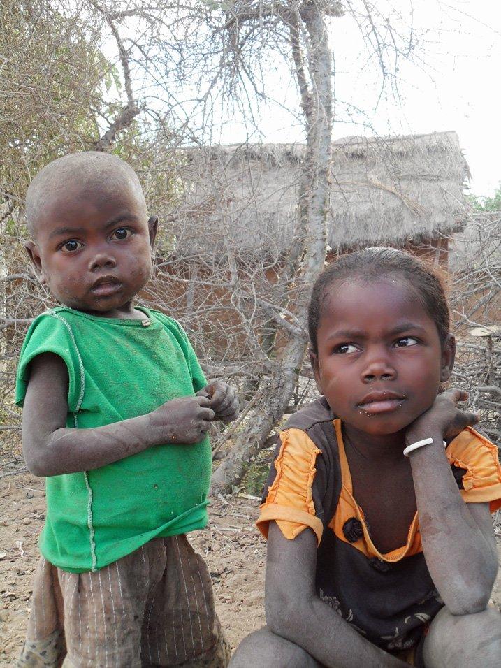 In den 23 von der Dürre betroffenen Bezirken brauchen eine Million Kinder dringend Nahrung. (Bild: Miriam Gathigah/IPS)