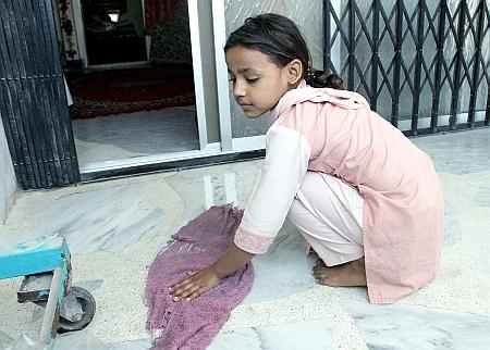 Pakistan Violence Death Stalk Child Domestic Help
